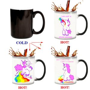 MULTI TASSE LICORNE HOT