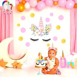 Choix d'une déco pour une chambre licorne bébé 👶🏻