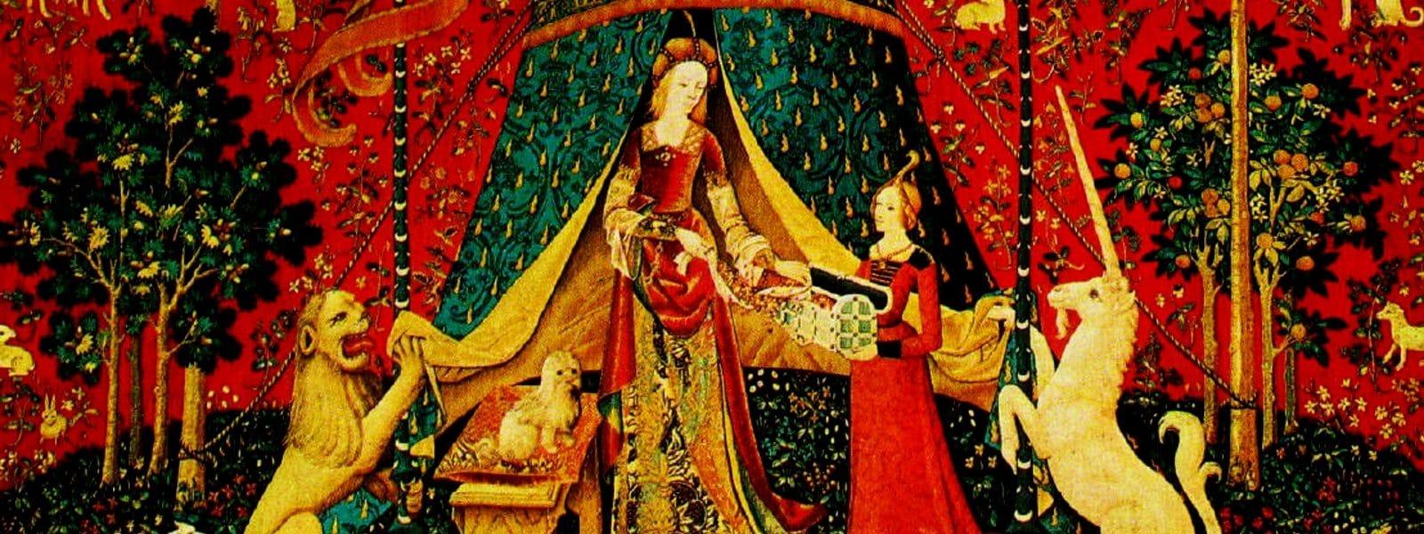 Tapisserie La dame à la licorne