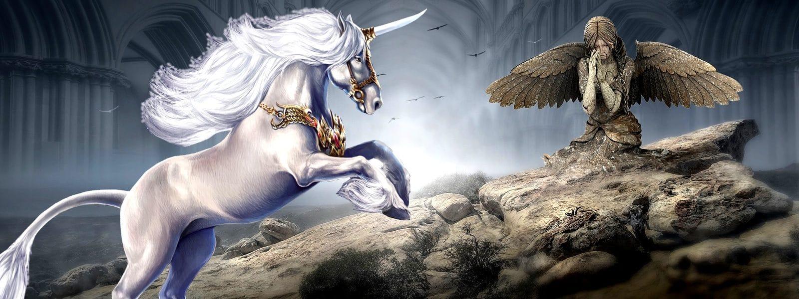 Licorne Mythologie la croyance populaire